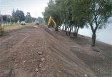 Július közepén a szádfal építésével folytatódik az árvízvédelmi beruházás