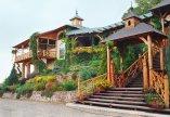 Nagyvillám Vadászcsárda - Panoráma terasz