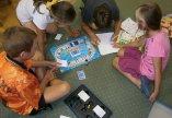 Könyvtári délután gyerekeknek