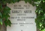 Görgei Artúr - Megemlékezés és koszorúzás