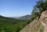 Áprily Lajos emléktúrák a Visegrádi-hegységben