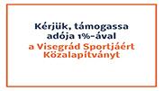 Visegrád Sportjáért Közalapítvány
